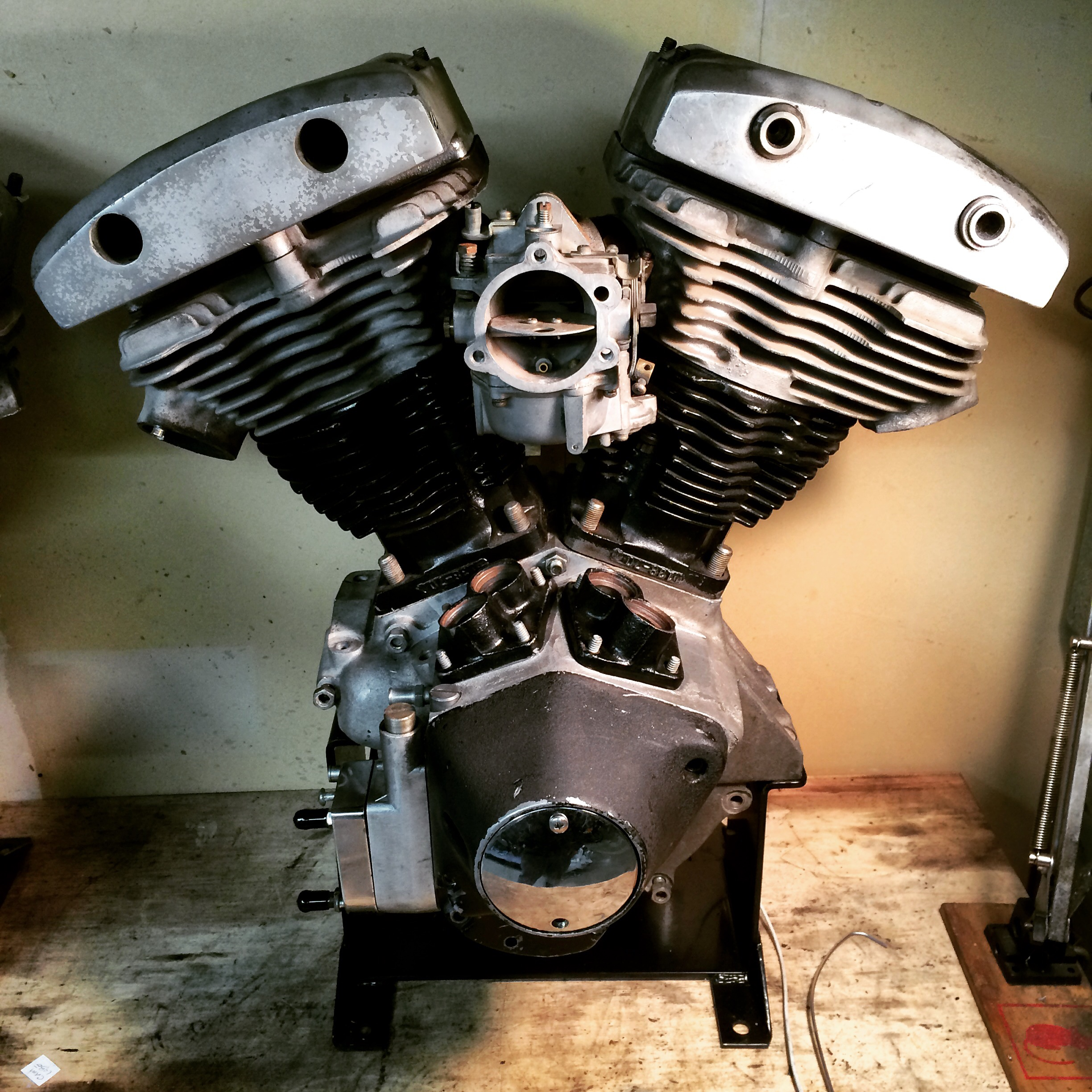 Speed Club shovelhead motor